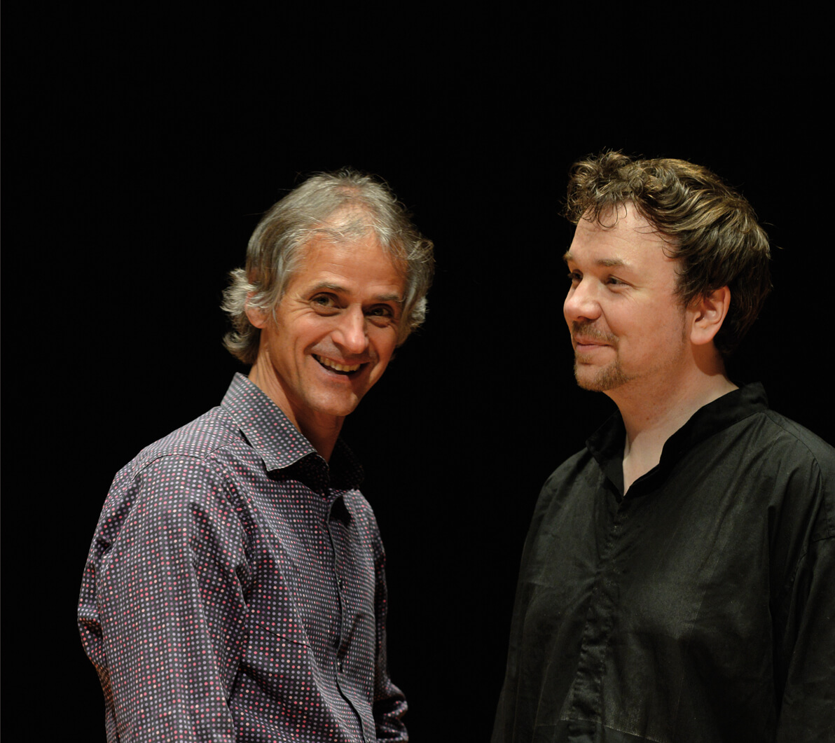 Inside Out - Markus Stockhausen und Florian Richter