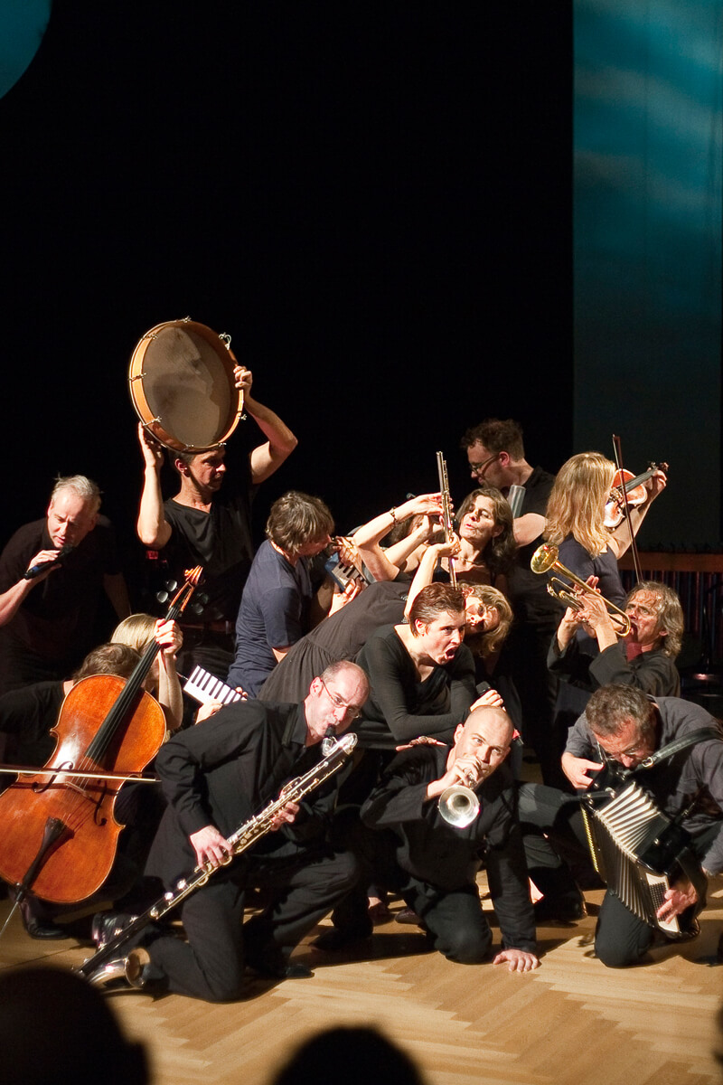 Intuitive Music and More & Intuitive Music Orchestra