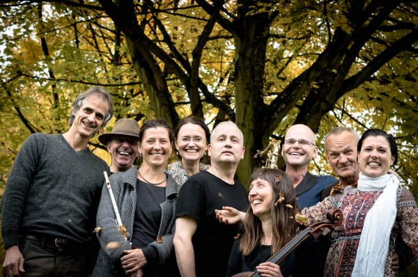 Intuitive Music Orchestra in Köln am 23.10.2015, Foto: Viramo