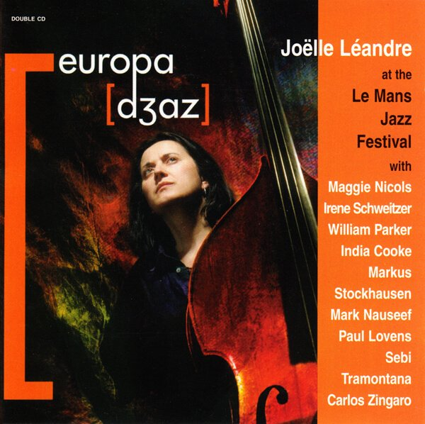 "CD-Cover ""Le Mans Jazz Festival"""